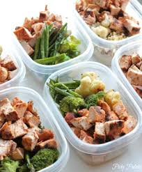 grilled chicken veggie bowls meal prep fitness challenges
