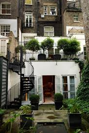 annabel astor terraced house spiral stairs city u0026 small space