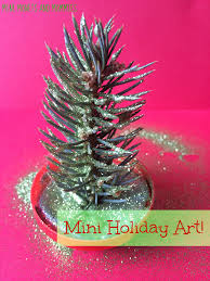 mini monets and mommies mini christmas tree kids u0027 craft
