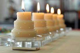 wedding favor candles candle wedding favors lovetoknow
