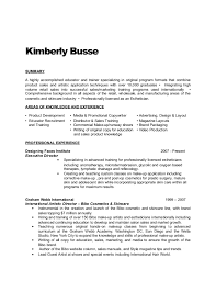 Fashion Stylist Resume Sample by Resumes Objectives Cover Letter Samples Of Resumes Objectives