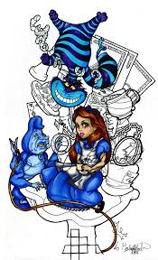 Alice Tattoo Pt 3 Characters By Meokio On Deviantart