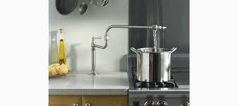 Danze Opulence Kitchen Faucet by Pots Ergonomic Counter Mounted Pot Filler This Is Becoming More