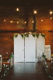 wedding backdrop doors fab ways to use vintage or re purposed doors at your wedding