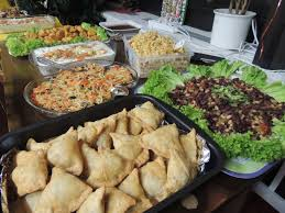 Large Party Dinner Ideas - home zone planning a desi birthday party menu party food