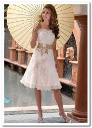 casual wedding dresses casual wedding dresses for summer tea length