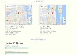 Ft Lauderdale Airport Map J Milano Designs Web Portfolio Clinical U0026 Forensic Institute Website