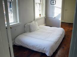 awesome bedroom mattress on floor with low height bed designs that