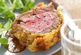cuisiner roti de boeuf recette avec astuces de lignac rôti de bœuf en croûte épicée