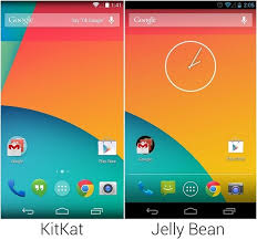 android jellybean what is the difference between android jelly bean and kitkat quora