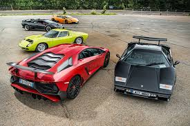 lamborghini family car poll which is the greatest v12 lamborghini of all by car magazine