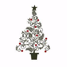 Large Outdoor Christmas Decorations Nz by 60 Wall Christmas Tree Alternative Christmas Tree Ideas Family