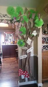 Pinterest Dollar Tree Crafts by Alice In Wonderland Tree Made With Dollar Store Craft Paper And