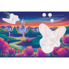 mariposa fairy princess sticker storybook