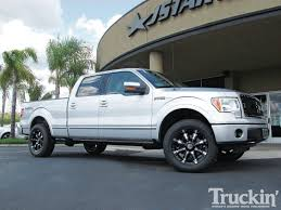Ford F150 Truck Tires - upgrading the platinum edition ford f150 top notch blue oval