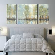 through the mist 30 x 60 textured canvas art print triptych through the mist 30 x 60 textured canvas art print triptych hayneedle