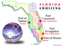 cruiseline itineraries 2000 from florida ports