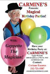 clowns for birthday in nyc clowns for birthday magicians canosmagic new york ny