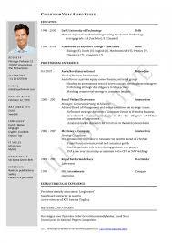 Sample Resumes Nurses by Resume Simple Format Visual Merchandiser Cv Example Sample