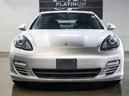 panamera porsche 2012 used 2012 porsche panamera 4s 400hp v8 awd na for sale in north