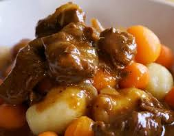 beef burgundy stew recipe whats cooking america