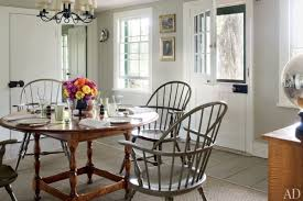 Black Windsor Chairs Bungalow Blue Interiors Home Obsessed Windsor Chairs
