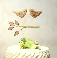 bird cake topper weddings rustic cake topper bird cake topper birds wedding