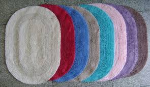 Cotton Bath Rugs Reversible Enchanting Oval Bath Rugs Bathroom Rugs Egyptian Cotton Sheets