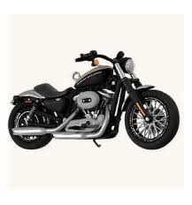 harley davidson motorcycle ornaments
