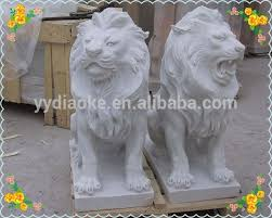 marble lions for sale lion sculpture wholesale construction real estate suppliers alibaba