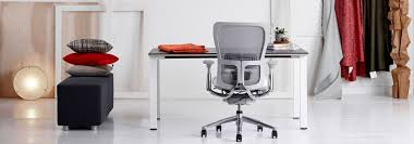White Mesh Desk Chair by Zody Desk Chair Haworth