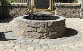 Landscape Fire Pits by Fire Pits By Halush Haluchs Landscaping Products