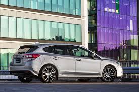 2016 subaru impreza hatchback silver 2017 subaru impreza review caradvice