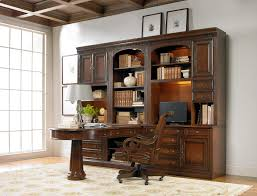 Desk Bookcase Wall Unit Hamilton Home European Renaissance Ii Office Wall Unit With Dual