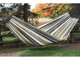 vivere brazilian style double hammock in desert moon braz225
