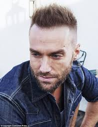 styling two year hair calum best undergoes a second 6 000 hair transplant in two years