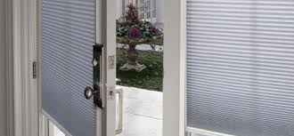 blinds in door glass alternatives to enclosed door blinds you can install yourself