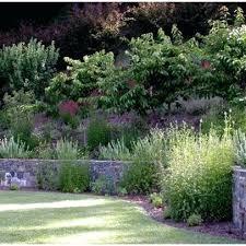 Landscaping Ideas For Sloped Backyard Hillside Garden Design Ideas Best Hillside Deck Ideas On Sloping