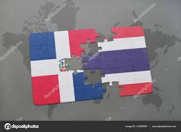 Flag Of Burma Dominican Republic On World Map Uptowncritters Dominican Republic