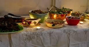 thanksgiving dinner spread 3 ways to decolonize thanksgiving bioneers