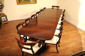 dining room table with 12 chairs 12 seat dining table set seat dining room table regency pedestal