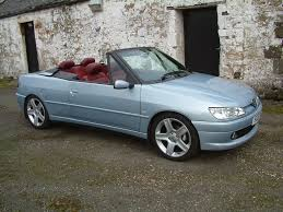 peugeot roadster peugeot 306 cabrio roadster 47000 miles with hard top in