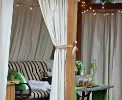 curtains porch curtains wonderful outdoor curtains waterproof