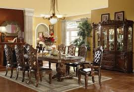 ashley furniture farmhouse table formal dining room sets for 6 round dining table set for 6