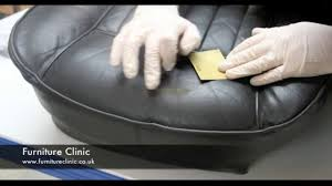 Leather Sofa Stain Remover by Removing A Dye Transfer Stain From Leather Video Dailymotion