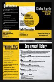 Creative Resume Designs Creative Resume Design 6 Preview