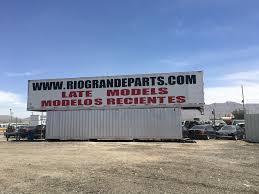 auto junkyard texas rio grande auto parts