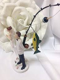fishing wedding cake toppers fishing wedding cake toppers cheap topper find