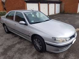 left hand drive peugeot 406 lx petrol e0 engine finished in