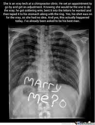 Xray Meme - how to propose to an x ray tech by abdista meme center